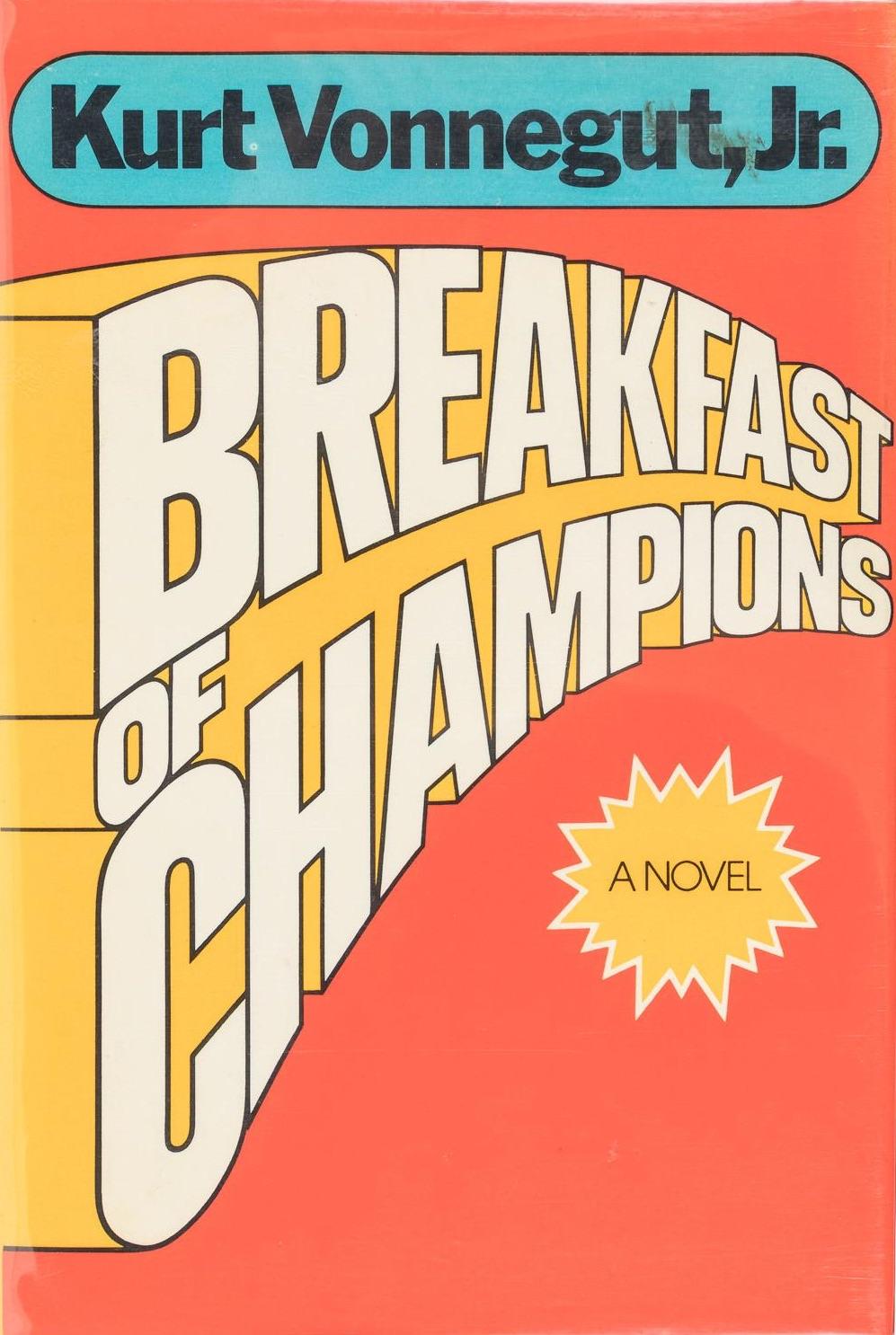 Breakfast of championsor goodbye, blue monday