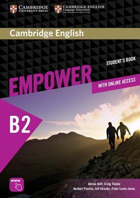 Empower B2+. Upper intermediate. Student's book. Per le Scuole superiori. Con e-book. Con espansione online