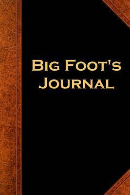 Big Foot's Journal V...