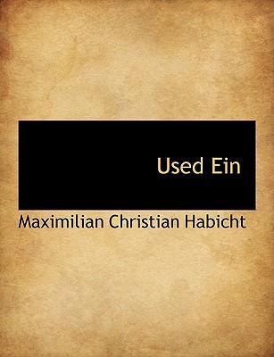 Used Ein