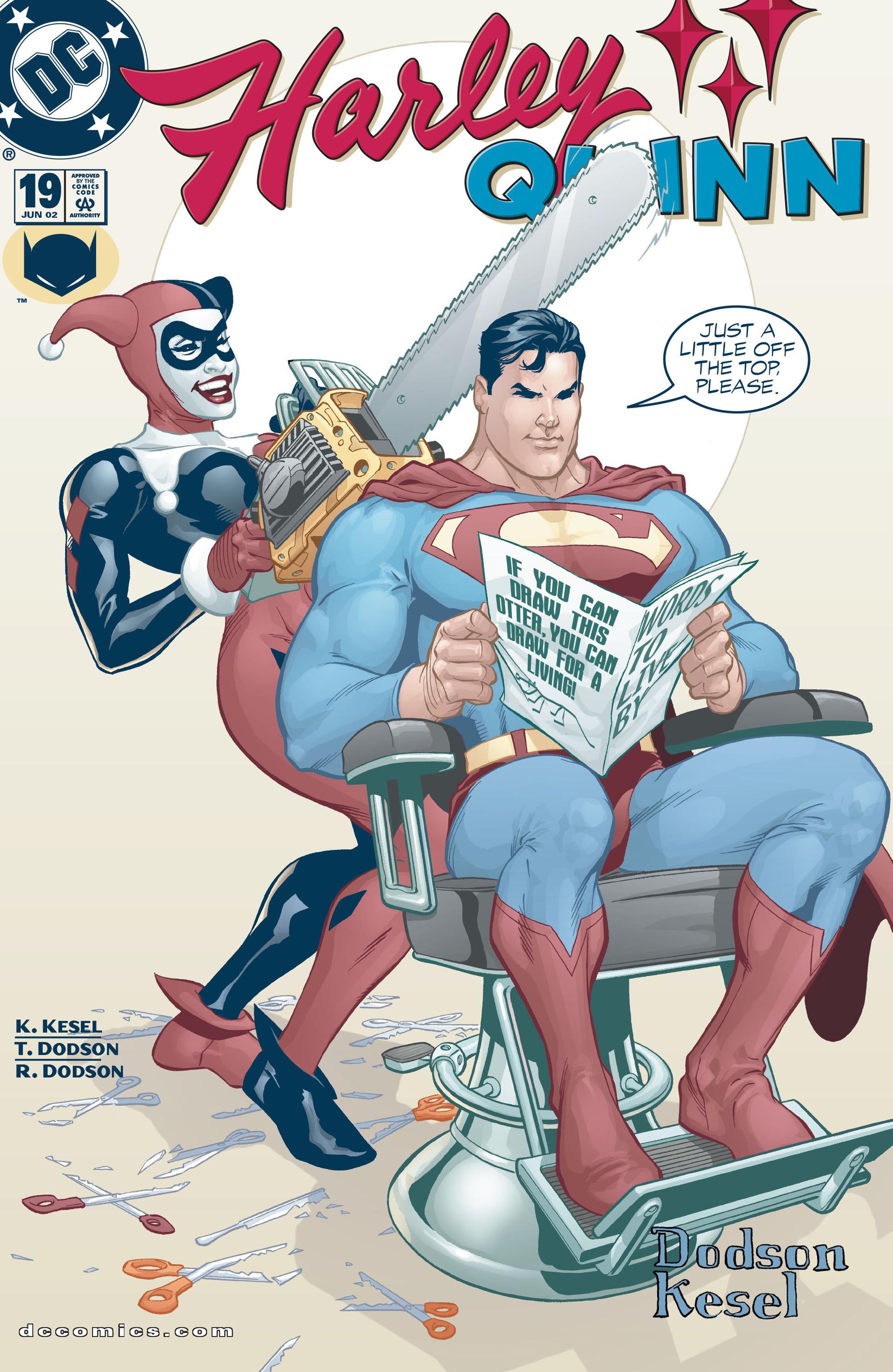 Harley Quinn Vol.1 #19