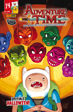 Adventure Time n. 14