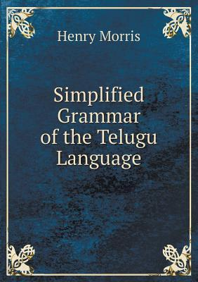 Simplified Grammar of the Telugu Language