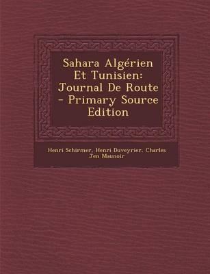 Sahara Algerien Et Tunisien