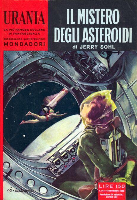 Il mistero degli asteroidi