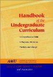 Handbook of the Undergraduate Curriculum