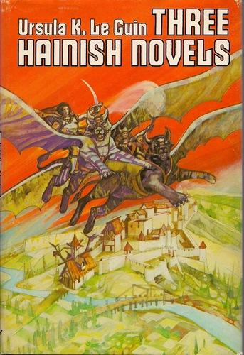 Three Hainish Novels