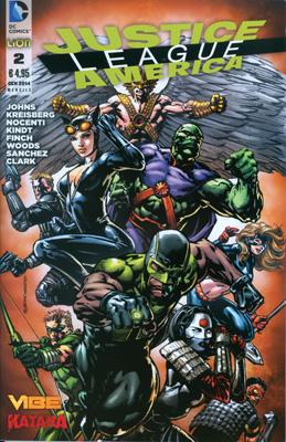 Justice League America n. 2