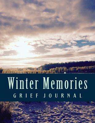 Winter Memories Grief Journal