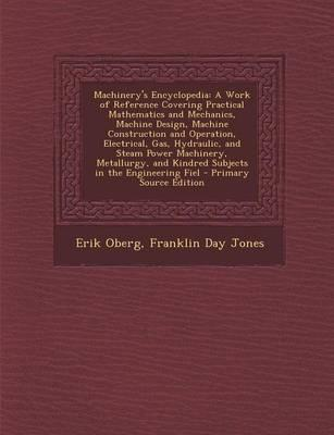 Machinery's Encyclop...