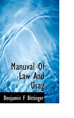 Manuval of Law and Usag