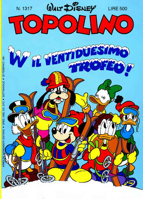 Topolino n. 1317