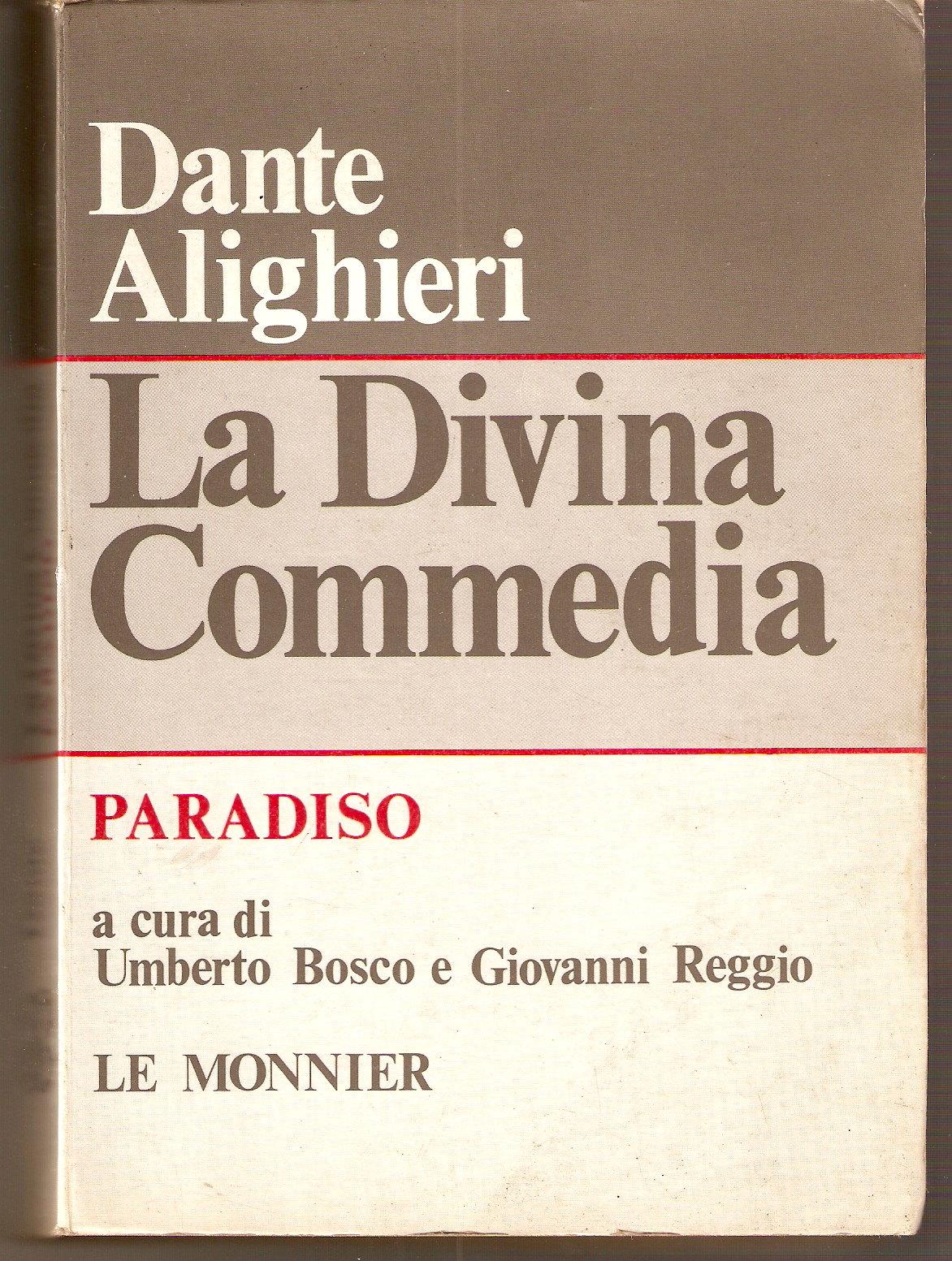 La Divina Commedia. ...
