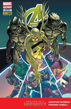 Avengers n. 23