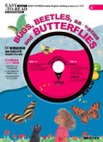 蟲蟲,甲蟲和蝴蝶