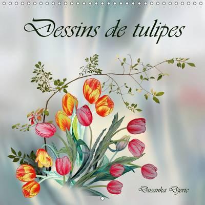 Dessins de Tulipes C...