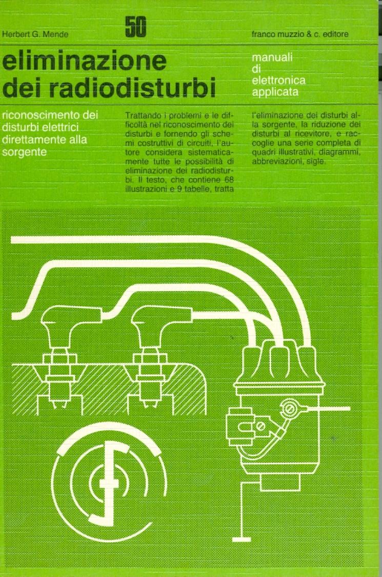 Eliminazione dei radiodisturbi