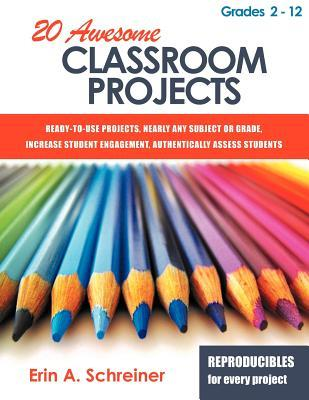 20 Awesome Classroom Projects