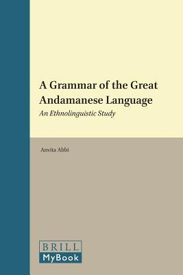 A Grammar of the Great Andamanese Language
