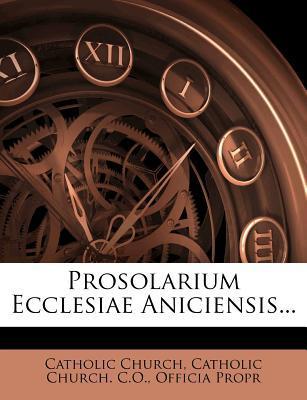 Prosolarium Ecclesiae Aniciensis.
