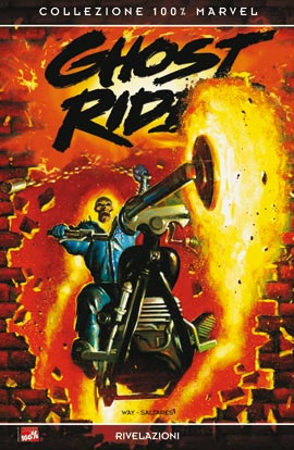 Ghost Rider: Rivelaz...