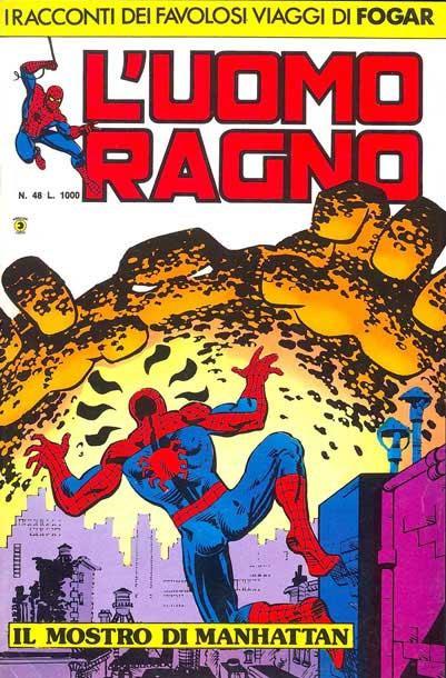 L'Uomo Ragno (2a serie) n. 48