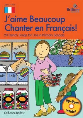 J'aime Beaucoup Chanter en Francais