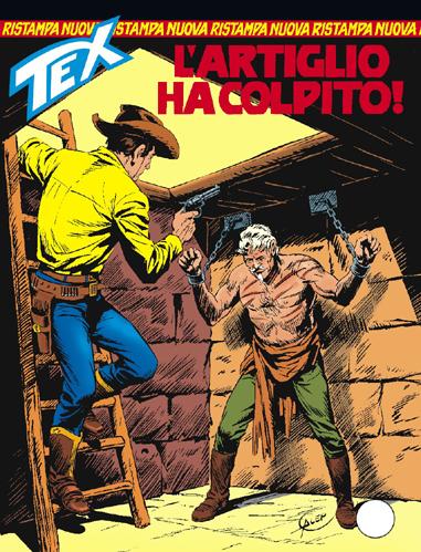 Tex Nuova Ristampa n. 174