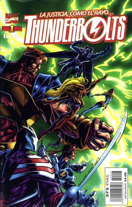 Thunderbolts Vol.1 #1 (de 40)