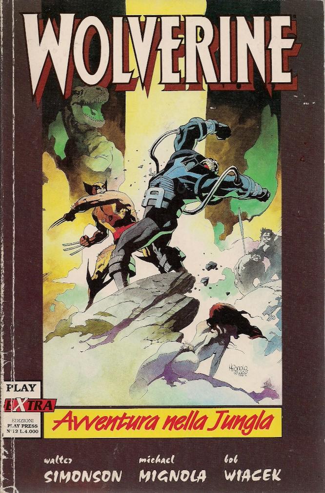 Wolverine: Avventura...