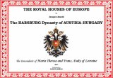 The Royal Houses of Europe