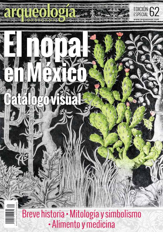 El nopal en México. Catálogo visual