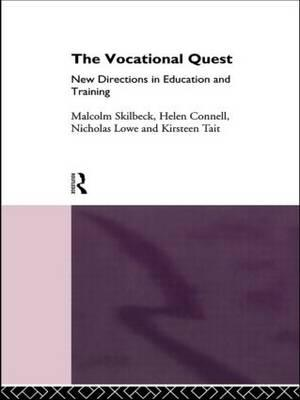 The Vocational Quest