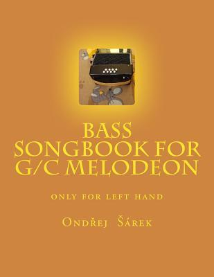 Bass Songbook for G/C Melodeon