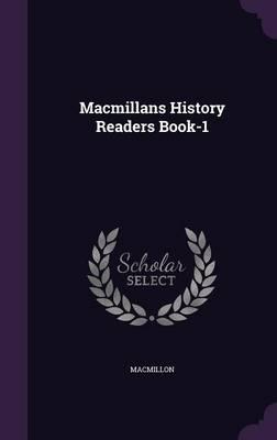 Macmillans History Readers Book-1