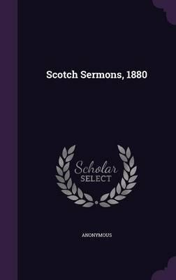 Scotch Sermons, 1880