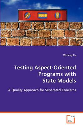 Testing Aspect-oriented Programs With State Models