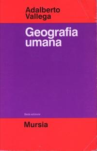 Geografia umana