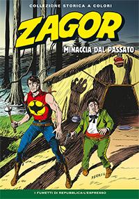 Zagor collezione storica a colori n. 142