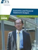 Economics And Financial Statement Analysis 2006