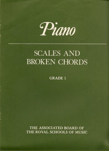 Scales and Broken Chords