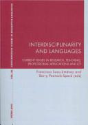 Interdisciplinarity and Languages