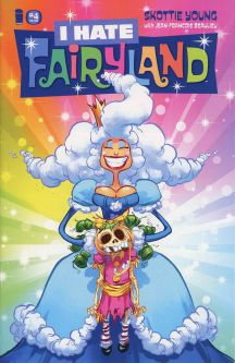 I Hate Fairyland #4