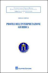 Profili dell'interpretazione giuridica