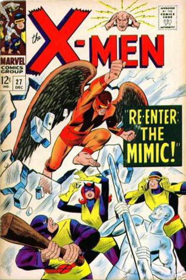 The X-Men Vol.1 #27
