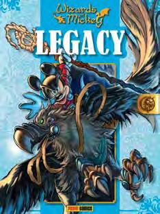 Wizards of Mickey: Legacy