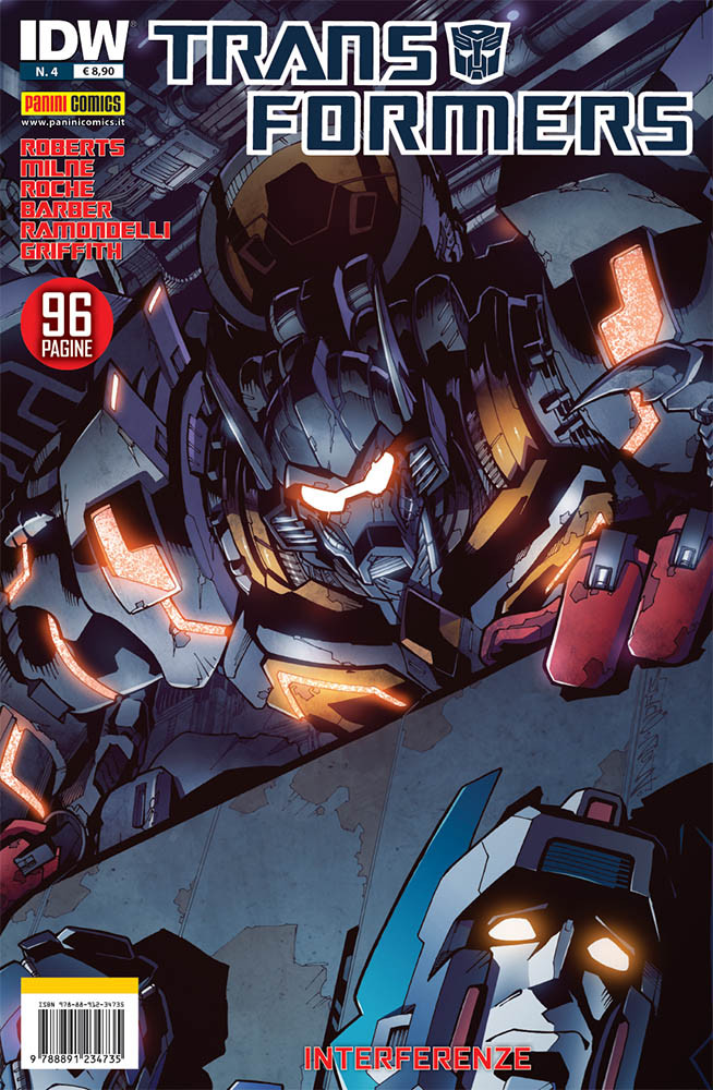 Transformers vol. 4