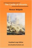 The Castle of Otranto [EasyRead Large Edition]
