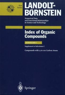Compounds With 13 To 100 Carbon Atoms