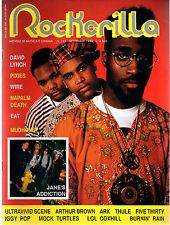Rockerilla n.121 (settembre 1990)